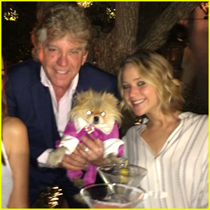 Jennifer Lawrence Shows She Really Loves the 'Real Housewives,' Visits Lisa Vanderpump's Restaurant!
