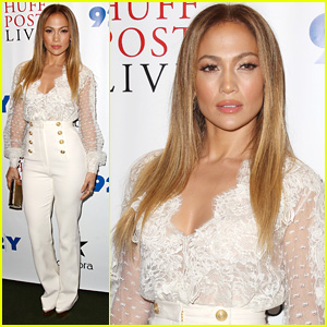 Jennifer Lopez Says Her Perfect Guy is Faithful, Funny & Sweet