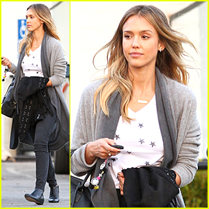 Jessica Alba Goes Blonde & Shows Her Hair Transformation in Video - Watch Now!