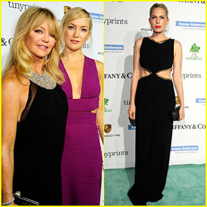 Kate Hudson Joins Mom Goldie Hawn at the Baby2Baby Gala