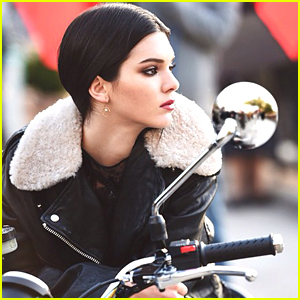 Kendall Jenner: New Face Of Estee Lauder!
