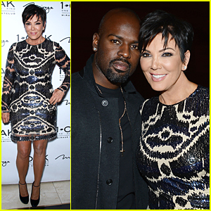 Kris Jenner & New Boyfriend Corey Gamble Celebrate Her 59th Birthday in Vegas!