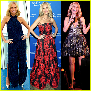 Kristin Chenoweth Goes Back to Blonde - See Her New Hairdo!