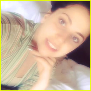 Lady Gaga Shares Sweet Video Message From Bed with Taylor Kinney - Watch Here!