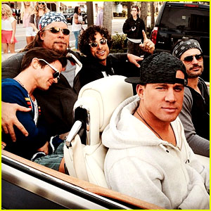 'Magic Mike XXL' Wraps Filming, Which Means No More This...