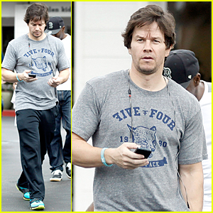 Mark Wahlberg Pissed Off Leonardo DiCaprio Before 'Basketball Diaries' Audition
