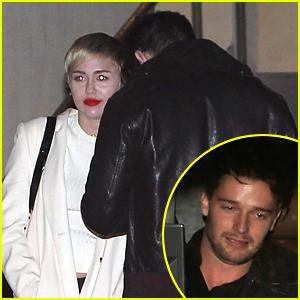 Miley Cyrus & Patrick Schwarzenegger Hang with His Family Amid Dating Rumors (Photos)