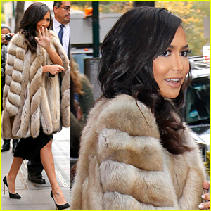 Naya Rivera Blasts Kim Kardashian's Nude Magazine Cover: 'You're Someone's Mother'