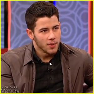 Nick Jonas Confirms He's No Longer a Virgin (Video)