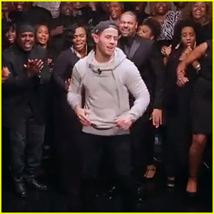 Nick Jonas Debuts Gospel Version of 'Jealous' - Watch Now!