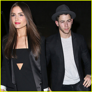 Nick Jonas Steps Out with Girlfriend Olivia Culpo After Confirming He's No Longer a Virgin