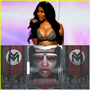 Nicki Minaj Under Fire for Nazi Imagery in 'Only' Lyric Video
