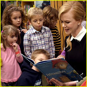 Nicole Kidman's Reading Brings Out the Best Reactions in Kids