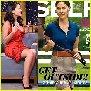 Olivia Munn Opens Up on Facing Adversity at Young Age