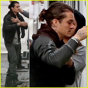 Orlando Bloom Not Dating Photographer Alisha Goldstein