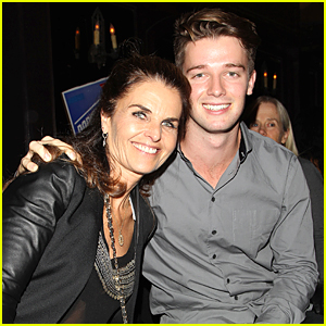 Patrick Schwarzenegger & Maria Shriver Urge People to Vote For Bobby Shriver