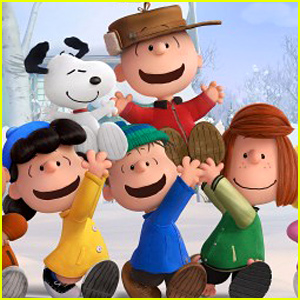 Here's a First Look at Charlie Brown, Snoopy, & the Gang From the 'Peanuts' Movie in 1st Images & Trailer - Watch Now!