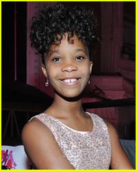 Watch Quvenzhané Wallis Sing a Sia Song in 'Annie' Clip!