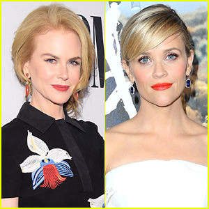 Nicole Kidman & Reese Witherspoon Headed to TV with 'Big Little Lies'!