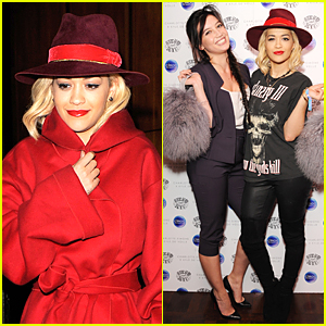 Rita Ora & Daisy Lowe Hang Out at Charlotte Simone x Kyle De'volle Bon Bon Bag Launch
