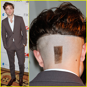 Robert Pattinson Debuts a Drastic New Haircut You Have to See