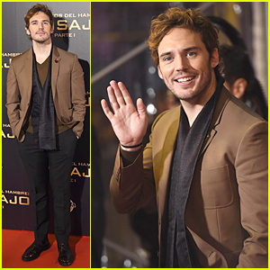 Sam Claflin Doesn't See Himself As a Sex Symbol