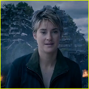 Shailene Woodley Shows Off Tris' New Short Hair in First 'Insurgent' Teaser Trailer - Watch Now!