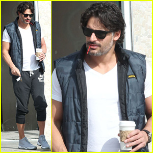 Sofia Vergara Thought Joe Manganiello Was 'Too Handsome'