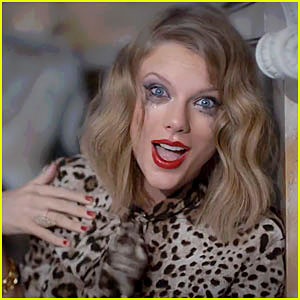 Taylor Swift Goes Crazy Over Sean O'Pry in 'Blank Space' Video