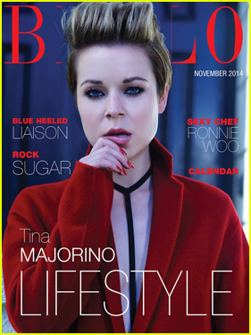 Tina Majorino Reflects on 'Napolean Dynamite' in Bello's November 2014 Issue!