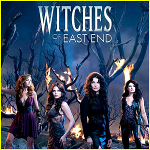 Witches Of East End Photos News And Videos Just Jared
