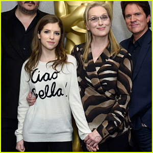 Anna Kendrick Originally Wanted to Play a Different 'Into the Woods' Character - Find Out Which One!