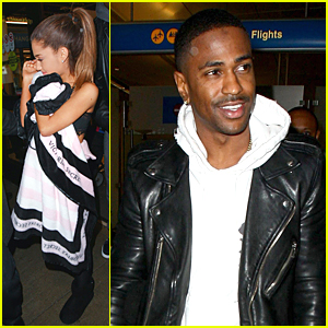 Ariana Grande Will Be Reunited With Boyfriend Big Sean in Los Angeles After Victoria's Secret Fashion Show