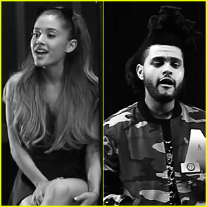 Ariana Grande & The Weeknd Blow Our Mind With 'Love Me Harder' Acoustic Version - Watch Now!