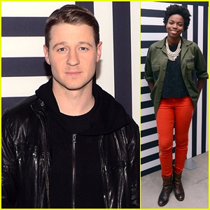 Ben McKenzie Helps 'Wired' Mag Celebrate 10th Annual Store!