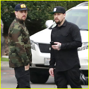 Benji Madden Steps Out After Reportedly Getting Engaged to Cameron Diaz
