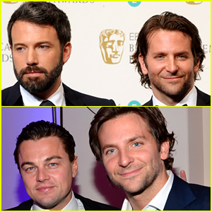 Bradley Cooper's Famous Friends Want Him to Win an Oscar!