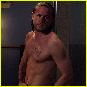 Charlie Hunnam Won't Snap Any Naked Selfies at Home, But Says You May One Day Find Him Skinny Dipping!