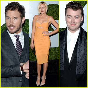 Chris Pratt, Sam Smith, James Marsden & More Suit Up at Chateau Marmont!