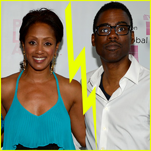 Chris Rock and Wife Malaa