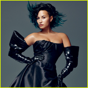 Demi Lovato Acknowledges Past, Wants to Move on to New Chapter in Life!