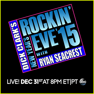 Dick Clark's New Year's Rockin' Eve 2015 - Performers List!