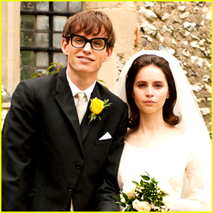 See How Eddie Redmayne & Felicity Jones Developed Their Chemistry for 'The