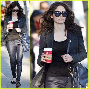 Emmy Rossum Admits Passing on 'Twilight' Audition in Reddit Q&A