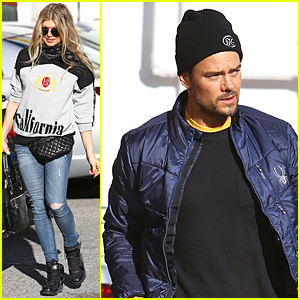 Fergie Hypes Up New Year's Rockin' Eve with Ryan Seacrest 2015 Celebration
