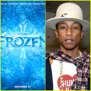 'Frozen' & Pharrell Williams Top iTunes' Best-Selling List for 2014