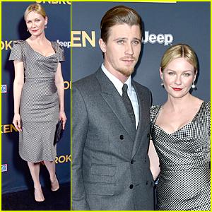 Garrett Hedlund & Kirsten Dunst Are Perfect Couple at Hollywood 'Unbroken' Premiere
