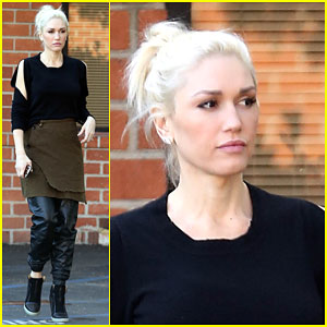 Gwen Stefani Shares a Behind-the-Scenes Look at 'Spark the Fire' - Watch Here!
