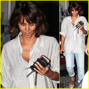 Halle Berry Battles Ex in Court Over Daughter Nahla's Hair