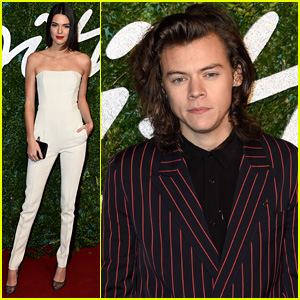 Harry Styles & Ex Kendall Jenner Both Fly to London for British Fashion Awards 2014